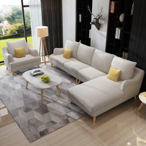 Ghế sofa góc hiện đại SF02G