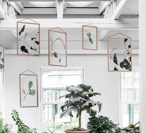 Những nội thất trang trí không gian tuyệt đẹp lấy cảm hứng từ mùa đông