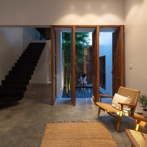 8×24 house – Nhà ở đơn lập | AHL architects