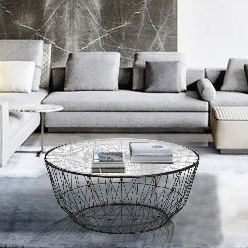 Bàn sofa hiện đại Sasi