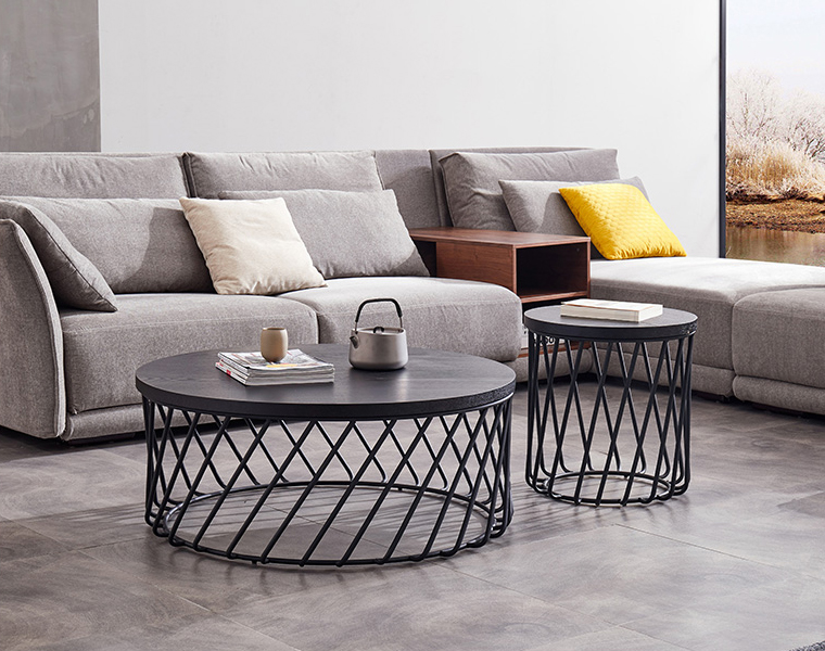 Bàn sofa hiện đại Clark