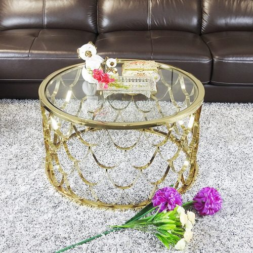 Bàn sofa cao cấp Popi