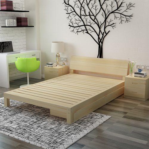 Giường ngủ đơn giản GN01