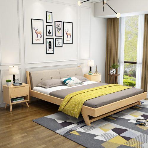 Giường ngủ hiện đại GN07