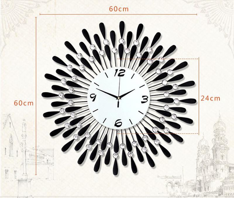 Đồng hồ treo tường DH61