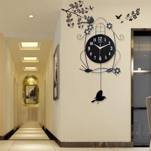 Đồng hồ treo tường DH67