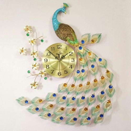 Đồng hồ treo tường nghệ thuật DT01