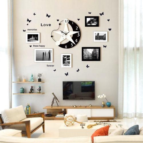 Đồng hồ treo tường nghệ thuật DT14