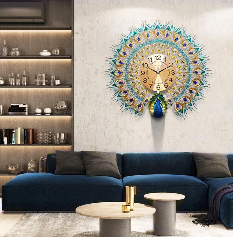 Đồng hồ treo tường nghệ thuật DT39