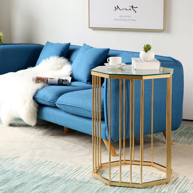 Bàn Tab sofa Hexa