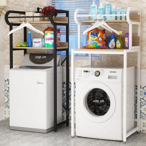 Kệ máy giặt cửa trên 2 tầng K22-5