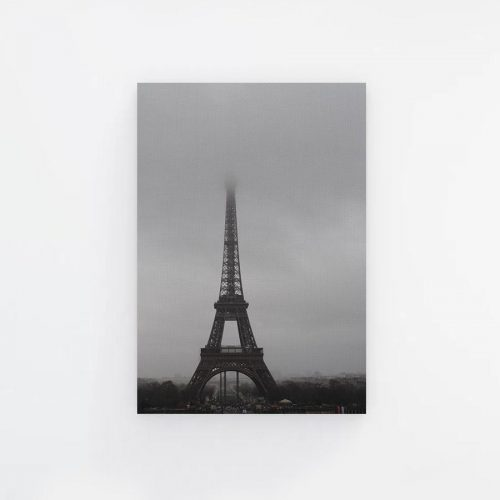 Tranh canvas tháp Eiffel